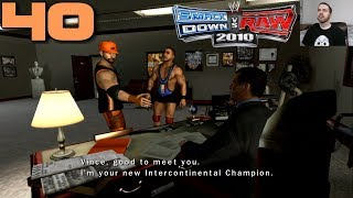 WWE SmackDown vs. Raw 2010: Road to WrestleMania #40