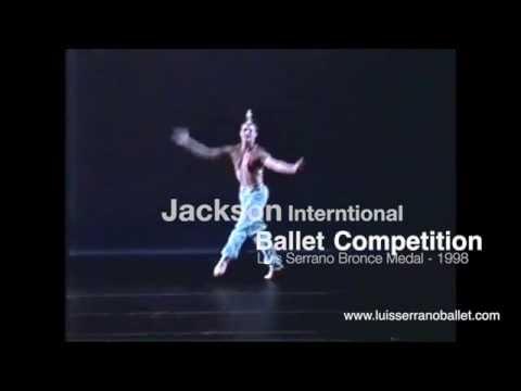 Jackson Missippi Competencia internacional de Ballet 98 - Luis Serrano