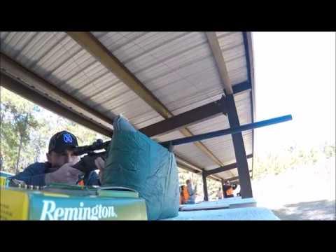 Shooting Remington 783 - 300 WinMag