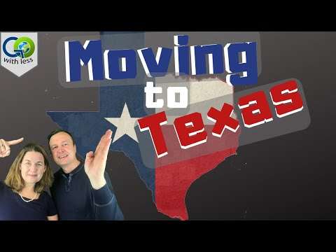 Our Plan To Domicile In Texas