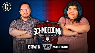 Ethan Erwin VS Yolanda Machado - Movie Trivia Schmoedown