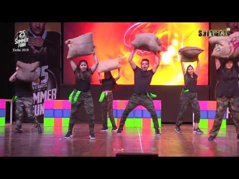 Uri Medley -SHIAMAK SUMMER FUNK 2019 - DELHI
