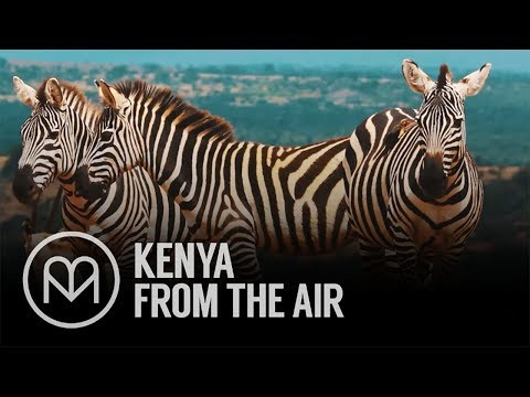 Kenya From the Air