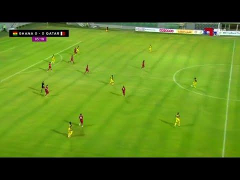 Ghana 5-1 Qatar - Full Match Friendly International 2020 - Match Complet Amical