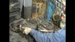 видео Газовый котел Protherm Гризли KLO 130