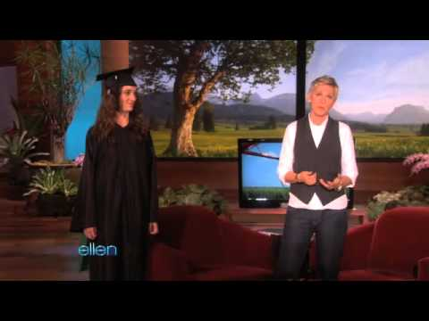 Ellen's Got Your Graduation Gift Ideas