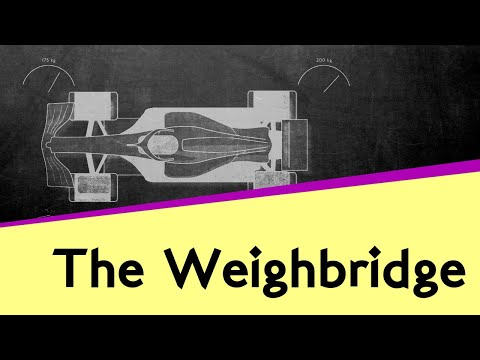 How the weighbridge system works and why Vettel was a naughty boy