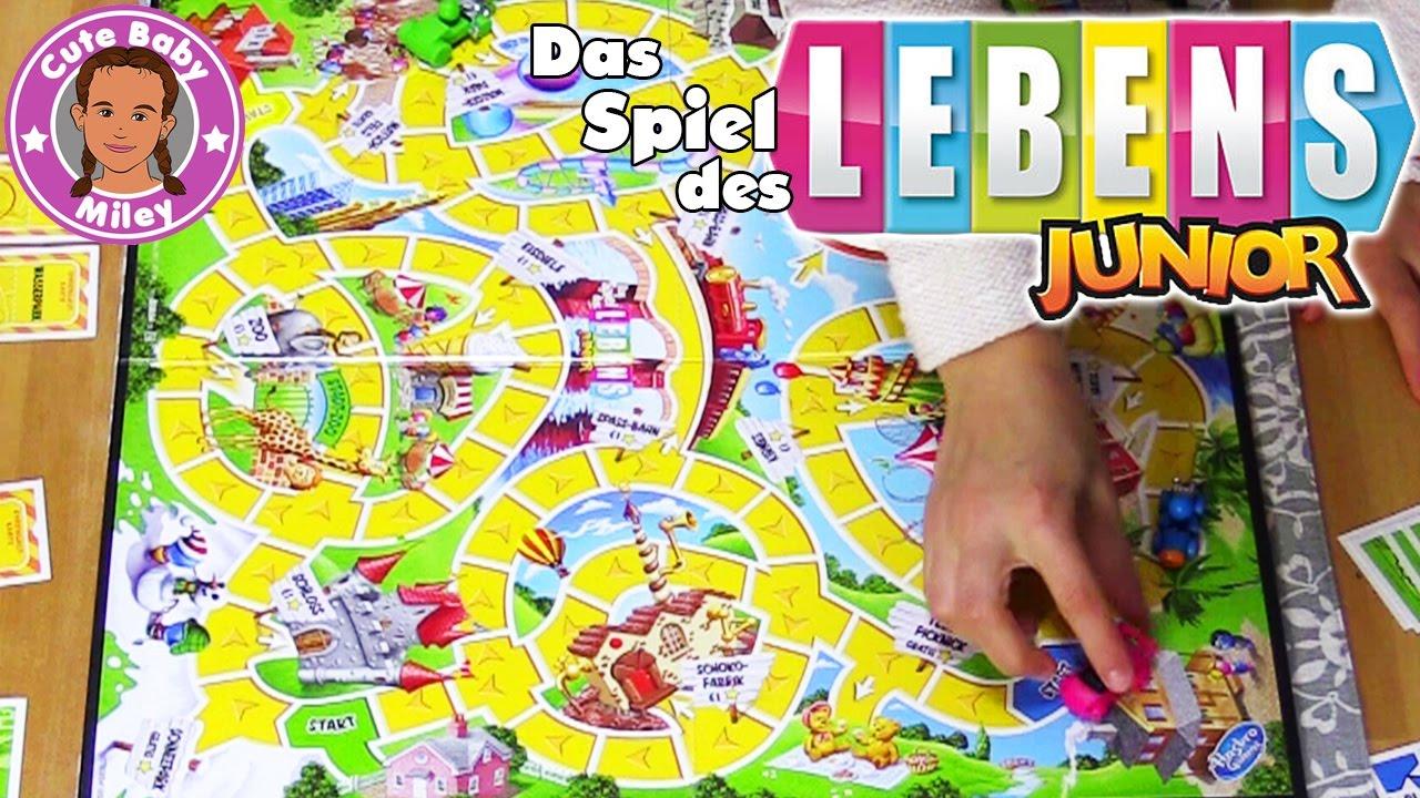Spiel Des Lebens Junior Anleitung