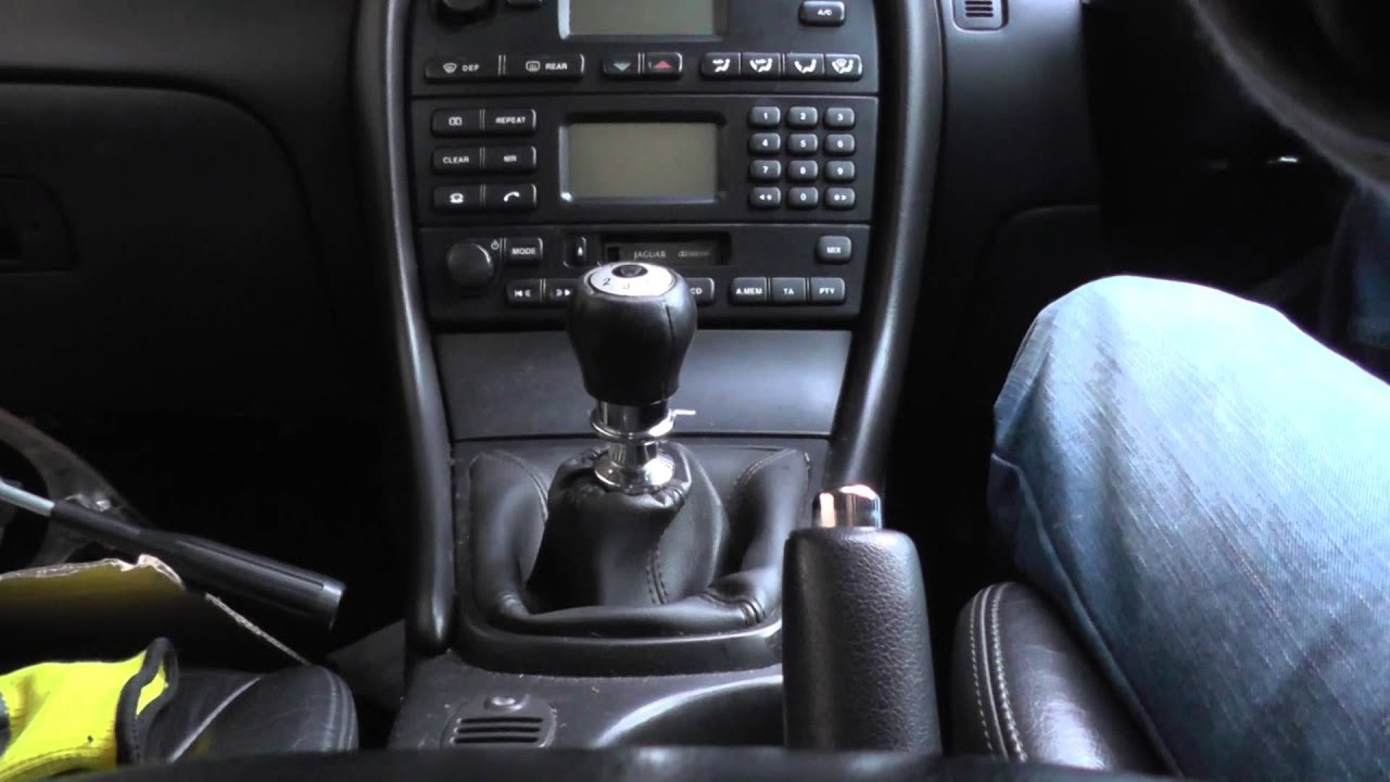 jaguar x type gear knob shift stick removal guide youtube rh youtube com Diesel Transfer Pump Manual John Deere 455 Diesel Manual
