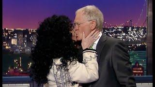Best of Letterman & Cher Roasting & Flirting
