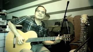 Baixar Pencuri (Mark Adam) - Fingerstyle - Instrumental Cover - Gibson Chet Atkins Studio CE Nylon