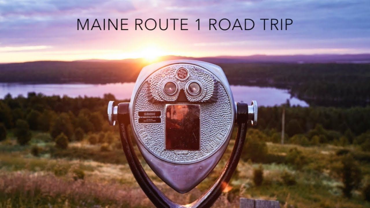 Maine Road Trip Planner - Route 1 Road Trip | Down East Magazine