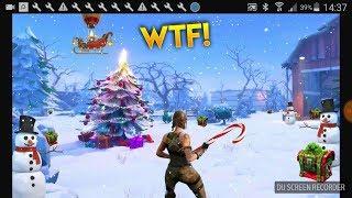 INFOS SAISON 7 (Christmas)-New Skin-Gameplay-Fortnite Battle Royale