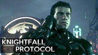 Batman Arkham Knight · Initiate Knightfall Protocol | ENDING
