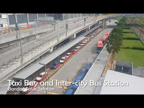 Terminal Bersepadu Selatan - Roles of transportation planning