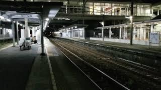 特急ソニック53号 大分行 城野駅通過