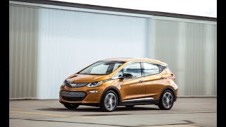 Top Speed Review 2017 Chevrolet Bolt EV Premier Dimensions System