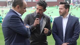 embeded bvideo Reconocimiento: Azteca Deportes