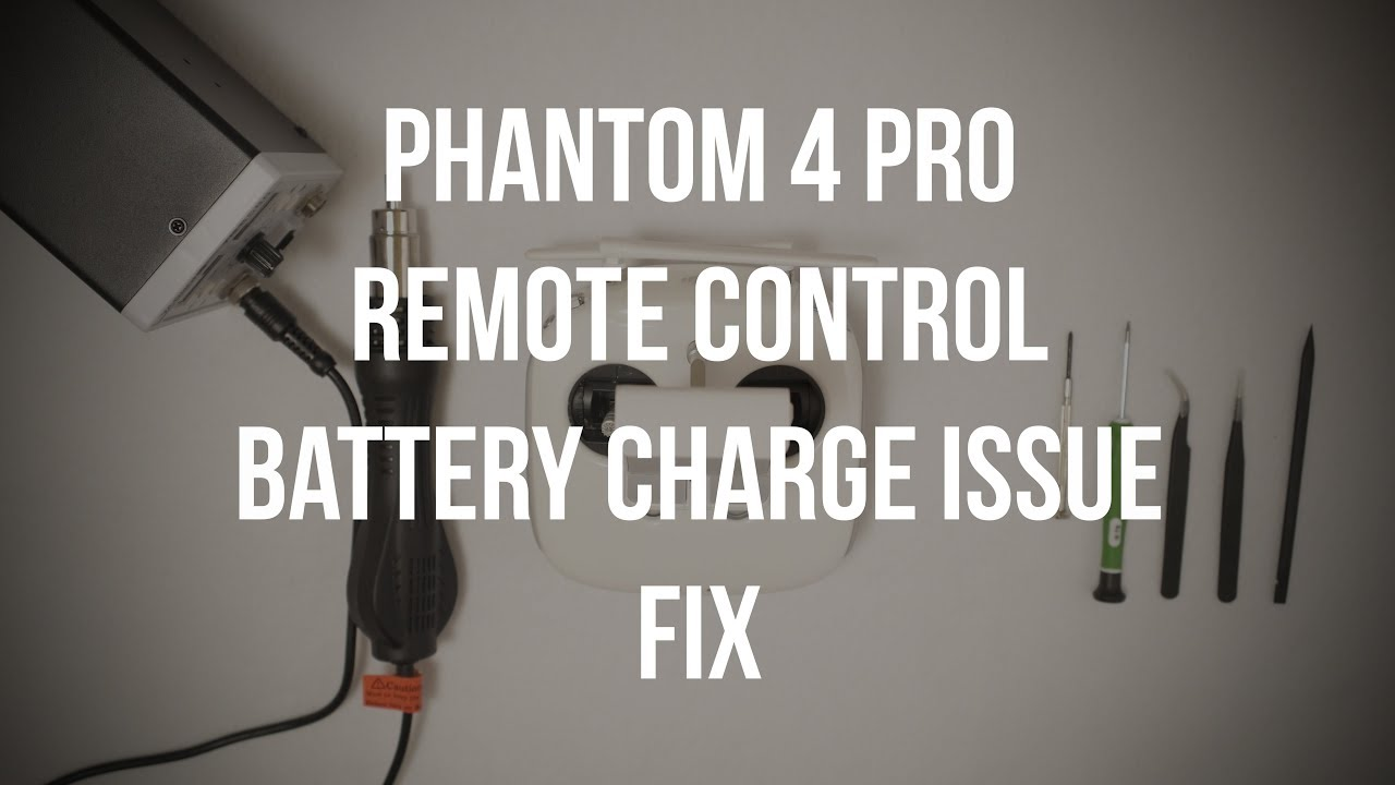 Phantom 4 controller not charging  Possible solution | DJI FORUM
