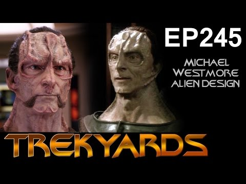 Trekyards EP245  Designing the Cardassians With Michael Westmore