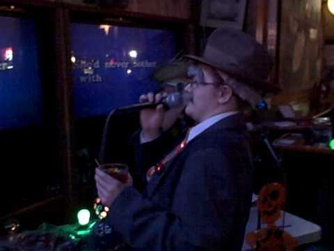 Halloween Karaoke at Viking Juneau, AK 2008