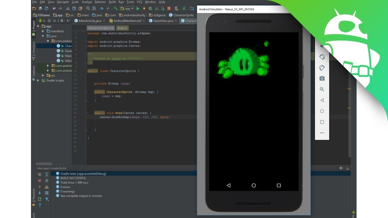 How to write your first Android game in Java - Android Authority
