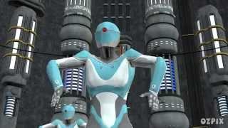 Cyber Dance