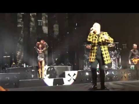 Simple Minds - Big Music (live)