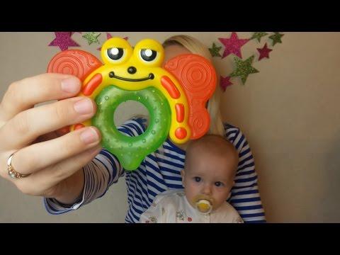 Симптомы прорезывания зубов. Как помочь ребёнку при прорезывании зубов.