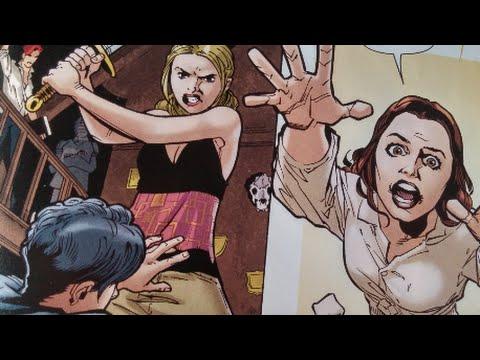 Buffy Season Eight: