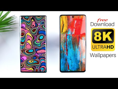 Download Free Ultra HD 8K Wallpapers For Your Smartphones
