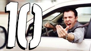 10 szokujących nagrań z taksówek [TOPOWA DYCHA]