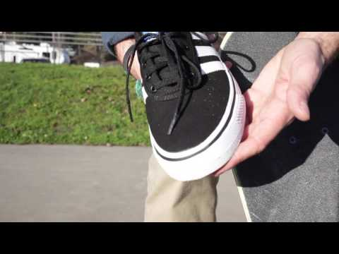 a3dd76182d50c 100 Kickflips in Adidas Adi Ease Shoes - YouTube