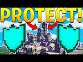 TOP 10 TRAPS IN MODDED MINECRAFT 1.12.2 TO PROTECT YOUR HOUSE   JeromeASF