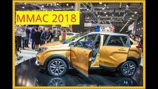 видео Подробности о новой Lada XRAY