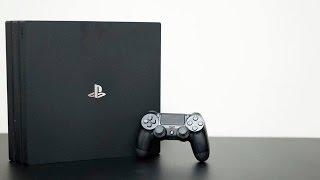 PS4 Pro Unboxing!