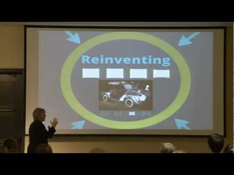 21st Century Museum Issues Lecture Series: Reinventing the Museum