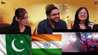 Baaghi 3: Dus Bahane 2.0 | Vishal & Shekhar FEAT. KK, Shaan & Tulsi Kumar | PAKISTAN REACTION