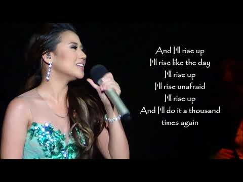 Rise Up Lyrics - Morissette Amon