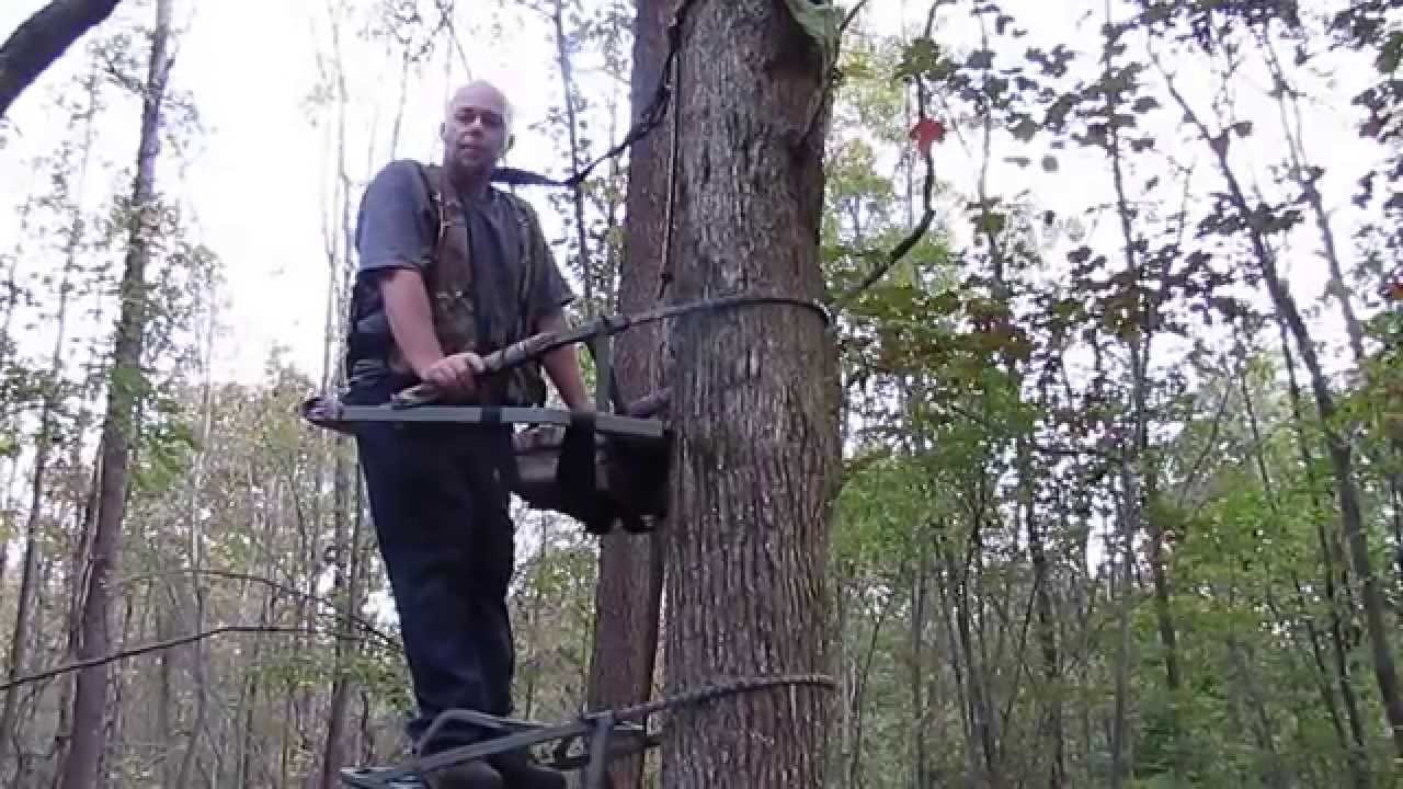 Using A Safety Harness While Hunting Youtube
