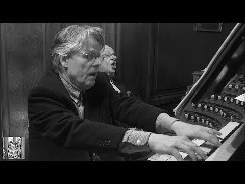 Saint-Sulpice organ, Vincent Warnier plays Bach Ricercar from Musical Offering (April 2017)