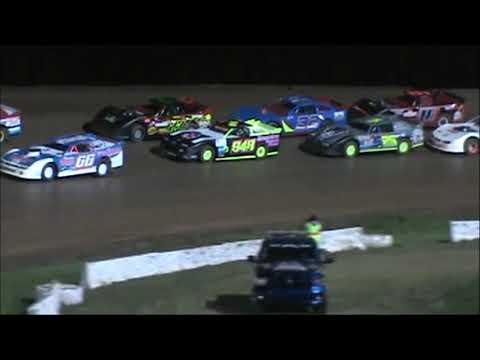 Brett McDonald Feature Lernerville Speedway 5/18/18