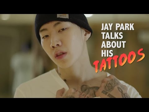 Exclusive: Jay Park talks about his tattoos