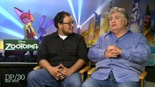 DP/30: Zootopia, voice actors Mr. Big, Sloth