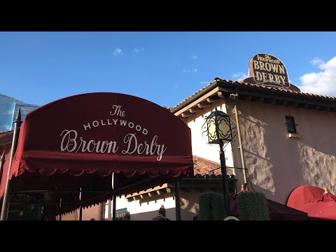DINING REVIEW: Hollywood Brown Derby