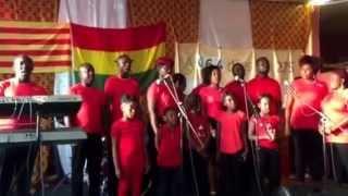 Festa catalano-subsahariana ANC_Vic