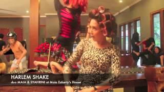 HARLEM SHAKE Indonesia - duo MAIA & SYAHRINI