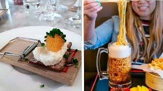 60 безумных способов подачи блюд, после которых еда уже не важна
