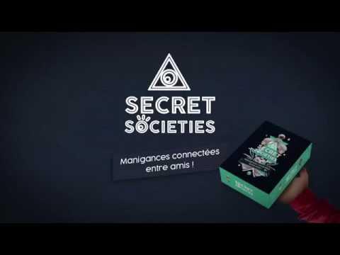 Secret Societies : Jeu de société augmenté