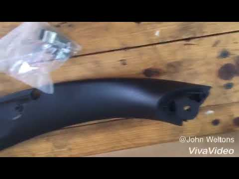 Bmw F30 Interior Door Handle Replacement Melted Sticky Problem